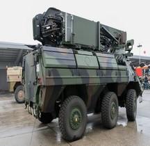 Fuchs 1A8  (KAI )  (Kampfmittelaufklärung und -identifizierung mit Manipulatorarm)