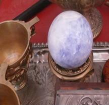 Pouvoir Globe de Calcédoine