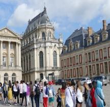 Yvelines Versailles Chateau Chapelle Palatiale