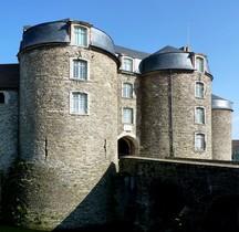Pas de Calais. Boulogne Chateau Comtal