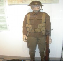 1918 Infantry Private Montpellier