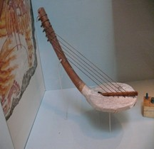 Egypte Harpe Londres BM