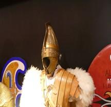 Militaria Dacie Guerrier Rome Gladiator Museum