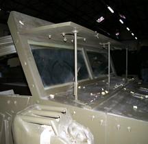Scout Car M 3 A 1 détails Saumur