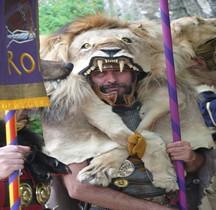 Legion Porte enseigne Aquilifer Nimes 2015
