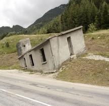 23 SF Savoie SS Moyenne Maurienne Modane Maison Penchée Savoie