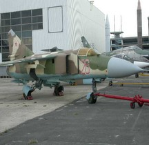 MiG 23 Flogger ML Le Bourget