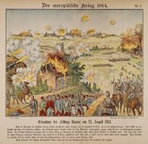 Belgique Aout 1914 PFN Namur La Bataille des Forts