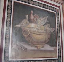 Mosaïque Rome Italie  Mosaico delle colombe di Plinio Tivoli Roma Musei Capitolini
