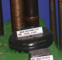 Mine Anti Char 1940 Leichte Panzermine (l.Pz.Mi.)