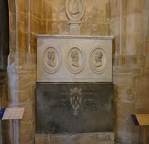 Seine St Denis St Denis Basilique 6.4.1.2 Filles de France Plaque Funeraire