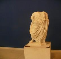 Rome.01 Magistrat Municipal en toge Vaison