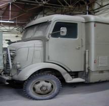 GMC AFKX 352 Workshop Saumur