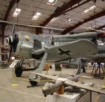 Focke Wulf Fw190-A8 Texas San Antonio