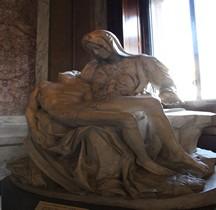 Statuaire Pieta Vaticana Copie