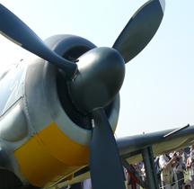 Focke Wulf Fw190-A8 Réplique
