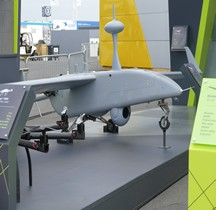 Israeli Weapons Drone Aerostar Le Bourget  2017