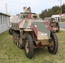 SdKfz 251-1 Ausf D Fort Miles USA