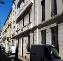 Hérault Montpellier Maison Charles Bonaparte Rue Cheval vert