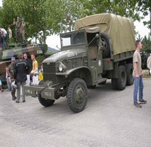 GMC CCKW 352 Chassis Court Draguignan 2006