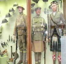 1916 Gordon Highlanders Bruxelles