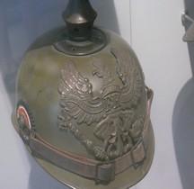 1e GM 1915 Pickelhaube Stahlblech Infanterie