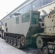 AMX 30 ENFRANC Prototype(Saumur)