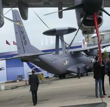 Airbus EC-295 AEW Prototype  Le Bourget  2011