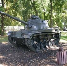 Char Lourd M 60 Patton Cantigny