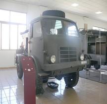 OM Leoncino Auto Pompa 1950 Rome