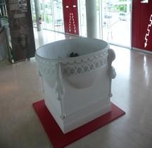 Religion Feu Sacre de Vesta  Replique St Romain en Gal