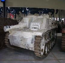 Sturmgeschütz III für 10.5 cm Stu.Haub.42  Saumur