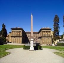 Rome Rione Campo Marzio Temple d' Isis Iséum Obelisque Ramses Florence Giardini Boboli