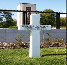 Luxembourg  cimetière US de Hamm
