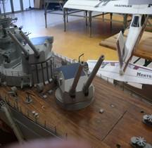 Schlachtschiff KMS Tirpitz Maquette