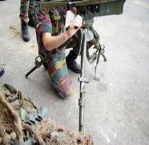 Missile Anti Char Milan Poste de Tir
