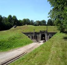 Vosges Uxegney Fort Bois de l' Abbé