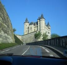 Maine et Loire Saumur Chateau