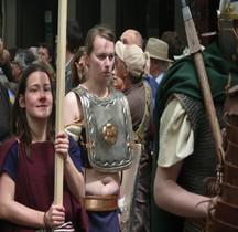 Gladiateur Gladiatrix Nimes 2013