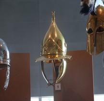 4 Grèce Hellenistique Casque Attico Béotien St Romain en Gal