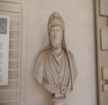 Religion Prêtre Arvale Lucius Verus Rome Museo Nazionale