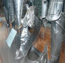 1500 Allemagne Chanfreins Paris Musée Armée
