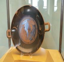 Grèce Attique Céramique Kilix  Peintre d'Edipo Sphynx SCV