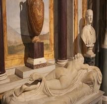 Statuaire Rome Hermaphrodite Endormi Rome Villa Borghese