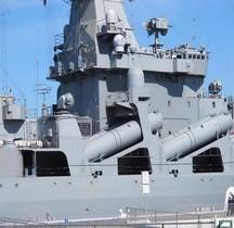 Croiseur Lance Missiles  Varyag