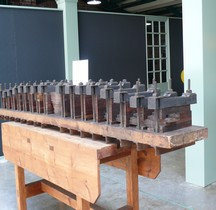 1°GM 1914 Machine à Coller Hélice Bois Hendon