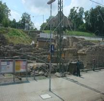 Rheinland-Plaz Mayence Mogontiacum Théatre