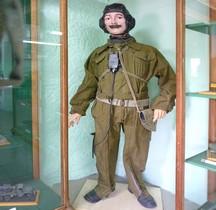 1975 Cavalerie Tenue de Tankiste Musée du Génie Jambes