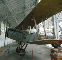 Royal Aircraft Factory R.E 8 Bruxelles