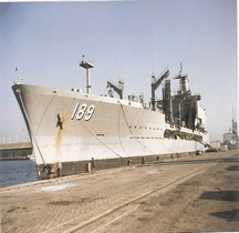 Pétrolier Auxilliaire USNS John Lenthall T-AO-189